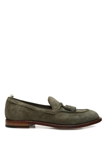 Officine Creative Ayakkabı Yeşil